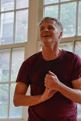 Mark DeGarmo's DANCE FOR DANCE Honors Patricia Aulestia