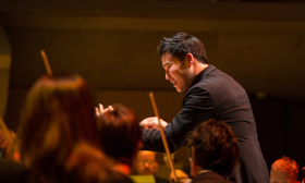 Toronto Symphony Orchestra Welcomes New Members; RBC Resident Conductor & TSYO Conductor Earl Lee to Act as TSYO Artistic Director