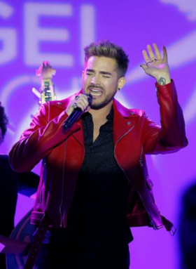 Adam Lambert & More Attend Project Angel Food's 27th Annual Angel Awards