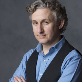 Michael Therriault Stars as Scrooge in A CHRISTMAS CAROL at the Shaw Festival