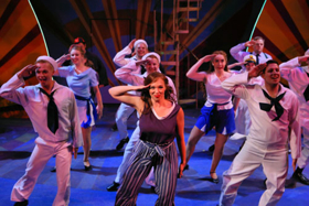 BWW Review: Anoka's Lyric Arts Presents 'it's De-lovely' Anything Goes