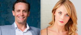 Danny Gardner and Ashley Spencer to Lead CRAZY FOR YOU at Signature Theatre this November