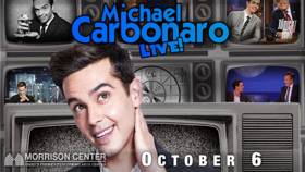 Michael Carbonaro to Bring Unique Brand of Magic to Morrison Center