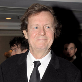 David Hare Receives The Gielgud Award at the 2017 UK Theatre Awards