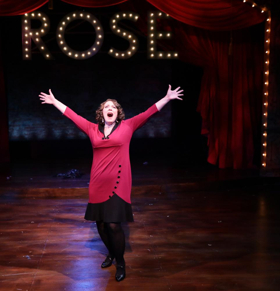BWW Review: GYPSY Takes Off at Lyric Stage