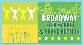 31st Annual Broadway Flea Market and Auction Set for September 24th