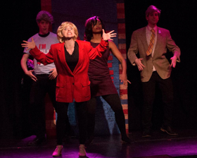 ME THE PEOPLE: THE TRUMP AMERICA MUSICAL to Close This Month Off-Broadway