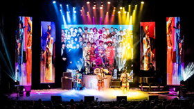 BWW Review: RAIN: 50 YEARS OF SGT. PEPPERS, London Palladium