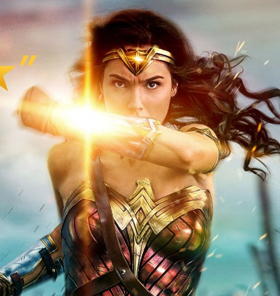 WONDER WOMAN Ropes in $400 Million at Domestic Box Office Today