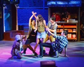 BWW Review: The Palm Canyon Theatre Reaches New HEIGHTS With Current Production Of Tony Winning Musical