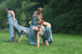 Liberty Hall Museum Visitors Experience History Through Dance