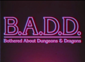 Old Red Lion Theatre to Present BADD (Bothered About Dungeons and Dragons)