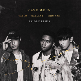 Gallant x Eric Nam x Tablo's 'Cave Me In' Receives Raiden Remix