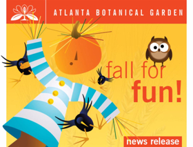 Celebrate Fall with Scarecrows, Ale, Goblins and More at the Atlanta Botanical Garden