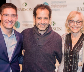 Tony Shalhoub and Brooke Adams to Star in Staged Reading of FEAR AND MISERY IN THE THIRD REICH at CSC