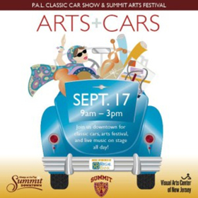 The Visual Arts Center of New Jersey to Host Summit Downtown Art Festival