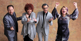 The Manhattan Transfer Joins James Moody Jazz Festival Lineup at NJPAC