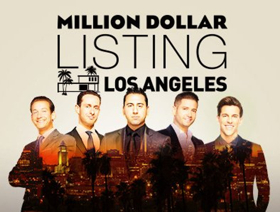 Bravo's MILLION DOLLAR LISTING LOS ANGELES Returns with Super-Sized Premiere, 11/2