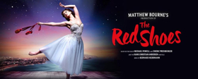 Matthew Bourne's THE RED SHOES to Dance Into The Kennedy Center This Fall