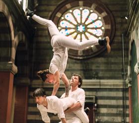 Almanac Dance Circus Theatre to Open Touchstone's 37th Season with Seafarers & Acrobats