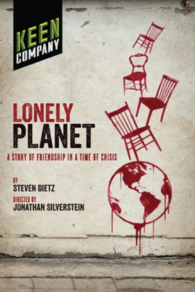 LONELY PLANET, Starring Arnie Burton & Matt McGrath, Opens Tonight at Keen Company