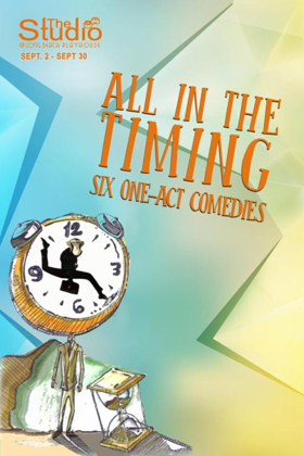 ALL IN THE TIMING to Open This Weekend at Long Beach Playhouse