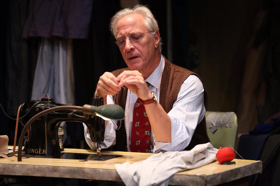 BWW Interview: Robert LuPone Is the Moral Center of THE VIOLIN