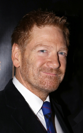 Star of Stage & Screen Kenneth Branagh to Receive BAFTA Career Award