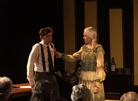 BWW Review: BLOOD BOUNDARY's Radiant Second Act Overcomes Awkward Opening
