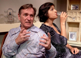 First Look: Neil Simon's THE GINGERBREAD LADY Opens 7/14 at the Westchester Playhouse