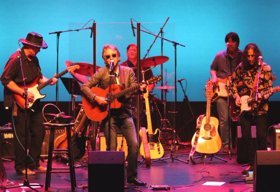 The Complete Unknowns to Perform the Music of Bob Dylan at Bay Street Theater