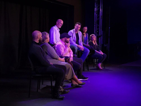 BWW Reviews: SOTTO VOCE Reading a Trip to the Sublime