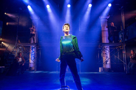 THE LIGHTNING THIEF: THE PERCY JACKSON MUSICAL to Strike in a City Near You on Tour Next Fall