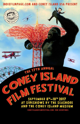 17th Annual Coney Island Film Festival to Hit the Shores This September