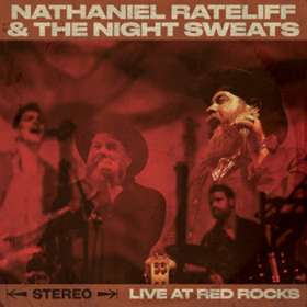 Nathaniel Rateliff & The Nights Sweats' 'Live at Red Rocks' Out on Stax Records 11/10