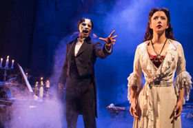 Tickets on Sale This Month for THE PHANTOM OF THE OPERA at the Orpheum