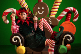 TheatreWorks Adds Hysterical Holiday Show THE SANTALAND DIARIES