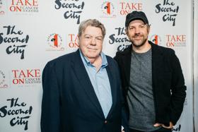 Chris Rock Makes Surprise Appearance at Second City's George Wendt Roast; Event Raises $200K