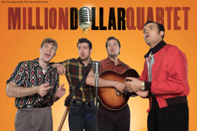 'Walk the Line' to Barter Theatre for MILLION DOLLAR QUARTET