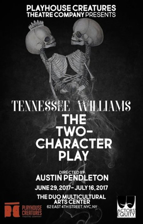Austin Pendleton to Direct Playhouse Creatures Production of THE TWO-CHARACTER PLAY