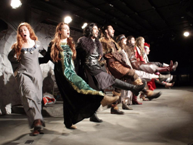 Heads to Roll This Weekend at GAME OF THRONES Rock Musical Parody Opening