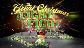 THE GREAT CHRISTMAS LIGHT FIGHT Returns to ABC for Festive 5th Season 12/4