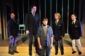 BWW Review: Pillsbury House Theatre's Odd and Oddly Titled [ALMOST EQUAL TO] is a Uniquely Entertaining and Starkly Relevant Look at Capitalism
