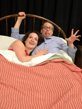 Theatre in the Round Players Opens Its 66th Season with TAKING STEPS