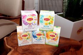 LIPTON WELLNESS RANGE New Tea Experience