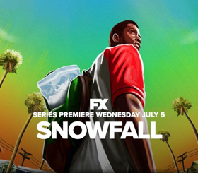 FX Opens Immersive Throwback Experience Ahead of New Drama Series SNOWFALL