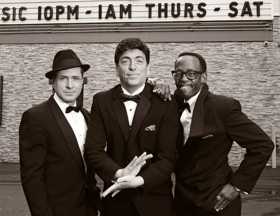 THE VEGAS RAT PACK, A Special Engagement at the Barn Theatre this September
