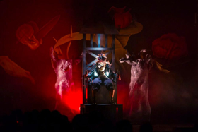 BWW Review: MACBETH, St Paul's Church, Covent Garden