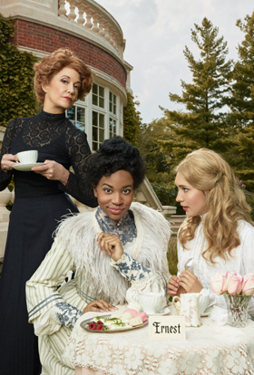 THE IMPORTANCE BEING EARNEST Comes to Writers Theatre