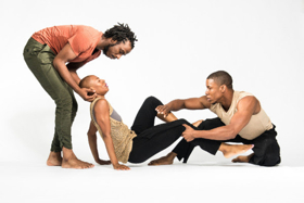 Deeply Rooted Dance Theater to Conclude 20th Season with DEEPLY FREE